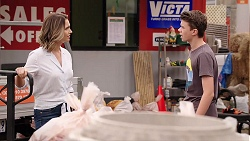 Amy Williams, Jimmy Williams in Neighbours Episode 7844