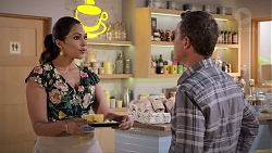 Dipi Rebecchi, Paul Robinson in Neighbours Episode 7845