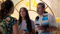 Dipi Rebecchi, Mishti Sharma, Toadie Rebecchi in Neighbours Episode 7845