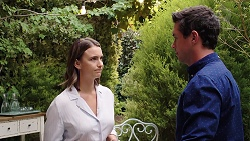 Amy Williams, Liam Barnett in Neighbours Episode 7845