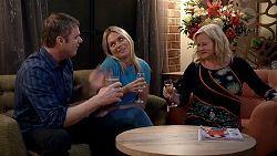 Gary Canning, Xanthe Canning, Sheila Canning in Neighbours Episode 7846