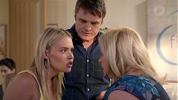 Xanthe Canning, Gary Canning, Sheila Canning in Neighbours Episode 7846