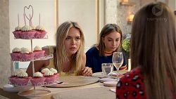 Xanthe Canning, Piper Willis, Freya Stone in Neighbours Episode 7846