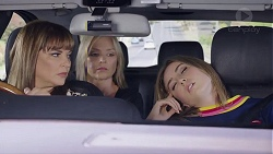 Terese Willis, Steph Scully, Piper Willis in Neighbours Episode 7847