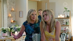 Sheila Canning, Gary Canning, Xanthe Canning in Neighbours Episode 7847