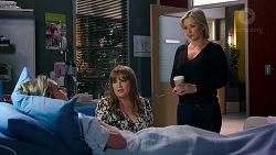 Piper Willis, Terese Willis, Steph Scully in Neighbours Episode 7847