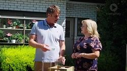 Gary Canning, Sheila Canning in Neighbours Episode 7847