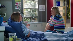 Piper Willis, Xanthe Canning in Neighbours Episode 7847