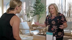 Steph Scully, Sheila Canning in Neighbours Episode 7847