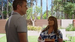 Gary Canning, Terese Willis in Neighbours Episode 7847
