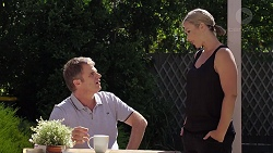 Gary Canning, Steph Scully in Neighbours Episode 7847
