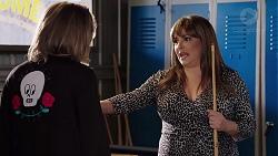 Piper Willis, Terese Willis in Neighbours Episode 7848
