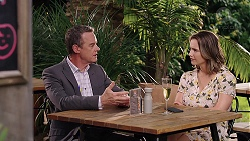 Paul Robinson, Amy Williams in Neighbours Episode 7849