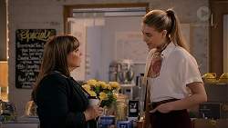 Terese Willis, Chloe Brennan in Neighbours Episode 7850