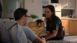 Finn Kelly, Bea Nilsson in Neighbours Episode 7852