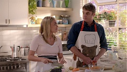 Xanthe Canning, Gary Canning in Neighbours Episode 7852