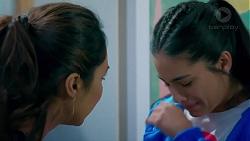 Dipi Rebecchi, Yashvi Rebecchi in Neighbours Episode 7853