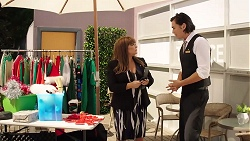 Terese Willis, Leo Tanaka in Neighbours Episode 7855
