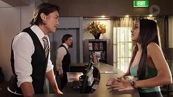 Leo Tanaka, Mishti Sharma in Neighbours Episode 7855