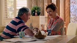Karl Kennedy, Susan Kennedy in Neighbours Episode 7855