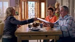 Rita Newland, Susan Kennedy, Karl Kennedy in Neighbours Episode 7856