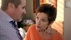 Toadie Rebecchi, Susan Kennedy in Neighbours Episode 7857