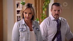 Steph Scully, Toadie Rebecchi in Neighbours Episode 7858
