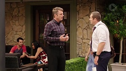 Gary Canning, Toadie Rebecchi in Neighbours Episode 7858
