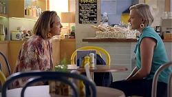 Sonya Mitchell, Philippa Hoyland in Neighbours Episode 7858