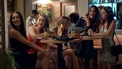 Mishti Sharma, Chloe Brennan, Piper Willis, Elly Conway, Bea Nilsson in Neighbours Episode 7858