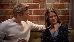 Cassius Grady, Amy Williams in Neighbours Episode 7858