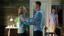 Steph Scully, Mark Brennan, Charlie Hoyland in Neighbours Episode 7859