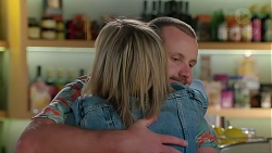 Steph Scully, Toadie Rebecchi in Neighbours Episode 7859