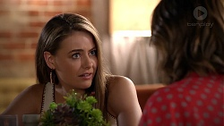 Chloe Brennan, Amy Williams in Neighbours Episode 7860