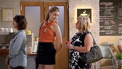 Chloe Brennan, Sheila Canning in Neighbours Episode 7860