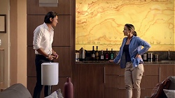 Leo Tanaka, Amy Williams in Neighbours Episode 7860