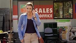 Amy Williams in Neighbours Episode 7860