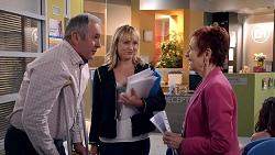 Karl Kennedy, Rita Newland, Susan Kennedy in Neighbours Episode 7862