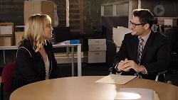Rita Newland, Finn Kelly in Neighbours Episode 7862