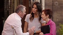 Karl Kennedy, Elly Conway, Susan Kennedy in Neighbours Episode 7862