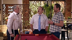 Karl Kennedy, Toadie Rebecchi, Shane Rebecchi in Neighbours Episode 7863