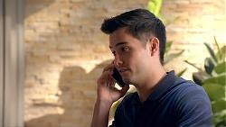 David Tanaka in Neighbours Episode 7864