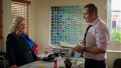 Sheila Canning, Toadie Rebecchi in Neighbours Episode 7865