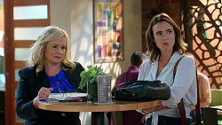 Sheila Canning, Amy Williams in Neighbours Episode 7865