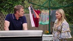 in Neighbours Episode 7865