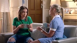 Piper Willis, Xanthe Canning in Neighbours Episode 7866
