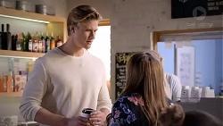 Cassius Grady, Terese Willis in Neighbours Episode 7866