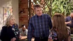 Sheila Canning, Gary Canning, Terese Willis in Neighbours Episode 7866
