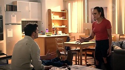 Finn Kelly, Bea Nilsson in Neighbours Episode 7867