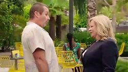 Toadie Rebecchi, Sheila Canning in Neighbours Episode 7869
